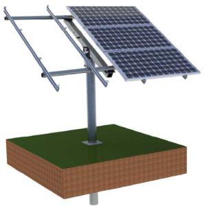 Опоры для солнечных электростанций